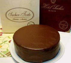 sacher Vienna, Austria, Cake, Desserts, Food, Tailgate Desserts, Deserts, Kuchen, Essen