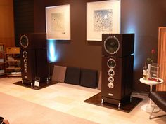 Loa Dynaudio Consequence Ultimate Edition sang trong