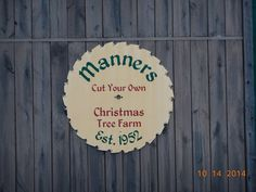Manners Christmas Tree Farm A family tradition for over 50 years!  Open Christmas Season. Cut your own Christmas tree while enjoying horse drawn wagons, concessions, and entertainment.  (440) 294-2444