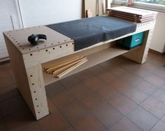 s getisch f r handkreiss gen mit bild diy pinterest s getisch werkzeuge und werkstatt. Black Bedroom Furniture Sets. Home Design Ideas