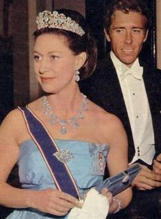 Royal Jewels of the World Message Board: Princess Margaret's tiaras collection