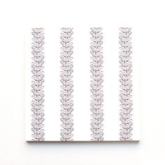 Patterns. White Moth Stripe. Shop It: Cle Tile.