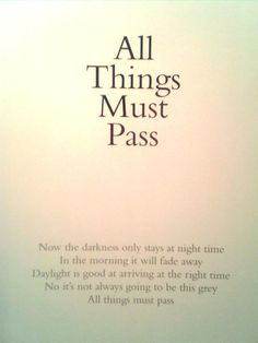 52 best ALL THINGS MUST PASS i...
