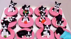 Bt cupcakes
