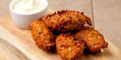 Gammon pakora  - Ollie Moore presents a novel and delicious way to use up leftover gammon or ham hock