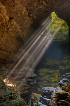Stephens Gap Cave, Alabama.