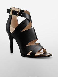 Valarie Strappy High-Heel Sandal