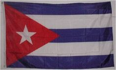 3x5 Foot Polyester Cuba Flag by bcn. $4.84. 2 grommets. polyester. 3x5 foot polyester Cuba flag. 3x5 foot polyester Cuba flag