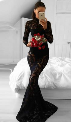 prom dresses, black prom dresses, long party dresses, sexy evening dresses, mermaid prom dresses, lace prom gown, see-through prom dresses, high quality prom dresses, fashion prom dresses, modern prom dresses