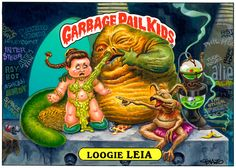 A New Garbage Pail Kids Feature Film is Being Made by PES