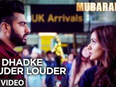 Dil Dhadke Louder Louder Song HD Video Mubarakan 2017 Anil Kapoor Arjun Kapoor Ileana D'cruz Athiya Shetty