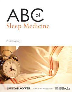 ABC of Sleep Medicine PDF Free Download - Medical Study Zone Women's Mental Health, Sleep Medicine, Psychiatric Nursing, Psychology Disorders, Obstetrics And Gynaecology, Dementia Care, Nursing Care, Dentistry, Wordpress