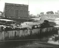 Dalgety & Co LImited, the exporters in Miller's Point Sydney where Errol Flynn worked as a clerk in 1927. He was dismissed for appropriating the petty cash.