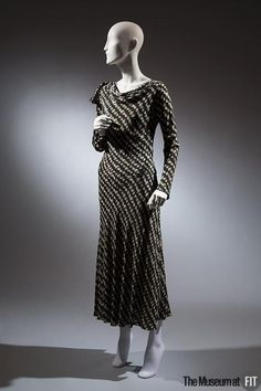 ~Dress  Augustabernard, 1929  The Museum at FIT~