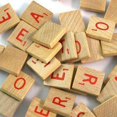Love me some Scrabble!