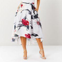 Coast Fionn Printed Skirt