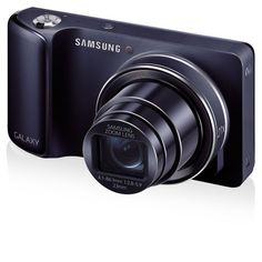 nice Samsung Galaxy Camera 16 MP EK-GC120VRAMC4, 21 x OpticalZoom, 23mm Wide Zoom Lens, Android(TM) 4.1, Jelly Bean