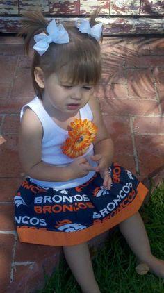 Denver Broncos Dress