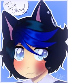 {{I'm Okay!}} whO TOUCHED EIN. WHO GAVE EIN THE BRUISE I SWEAR-- okay if Ein is gonna protect Aphmau then sOMEONE NEEDS to protect Ein. - - - - -