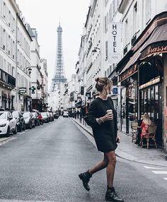 Love this. SOOOOooo Paris. Paris streets, Paris style, France travel photography, Paris travel photography.