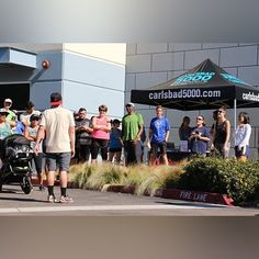 Had a blast on Saturday 2/6/2016 participating in the Carlsbad 5000 Kickoff Party & 5k Run with a small group of dedicated runners. The organizers were awesome the course was a bit challenging but the support from the running community reminded me that I am part of a big community of people who find joy in physical fitness & uplifting others. by joalby1