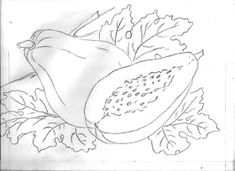 Adult Coloring, Coloring Books, Coloring Pages, Sketchbook Drawings, Pencil Drawings, Tole Painting, Fabric Painting, Fruit Basket Drawing, Cross Stitch Embroidery
