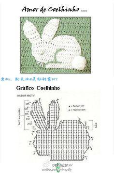 可爱的小兔兔。——更多有趣内容,请关注@美好创意DIY ()Easter Crochet Crafts, Easter Crafts for Kids, Crochet Crafts for Kids, Free Printable Crochet Projects, Crochet Patterns, Tutorial, crafts, wool crafts, cute , kawaii, craft, diy, needle crafts for kids, adorable !!!bunny