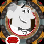 Thomas Edison's Secret Lab by Fat Red Couch, Inc.