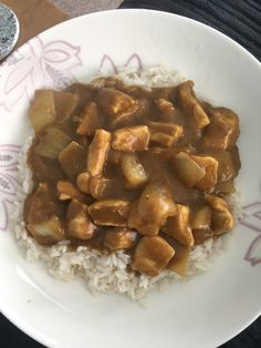 Low syn Mayflower curry