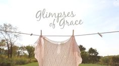 Glimpses of Grace: Treasuring the Gospel in Your Home by Crossway. The work that goes into managing a home can sometimes feel boring and insignificant. Furman reminds women of the gospel's extraordinary power over ordinary life, helping homemakers see and savor the miraculous in the mundane.