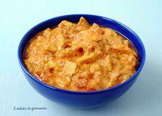 Indyjskie curry z kurczaka z jogurtem i pomidorami | Z miłości do gotowania