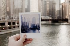 polaroids and a city life