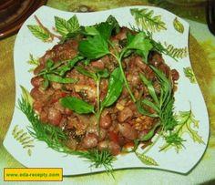 Блюда из почек свинины