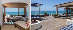 'Glee' Creator Ryan Murphy's Malibu Beach House   coolhouses.frontdoor.com