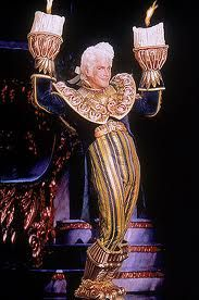 Broadway Beauty and the Beast - Lumiere. My favorite costume from any show ever. Lumiere Beauty And The Beast, Disney Beauty And The Beast, Beauty Beast, Beauty And The Beast Costumes, Broadway Costumes, Theatre Costumes, Musical Theatre, Cogsworth, Beauty And The Best