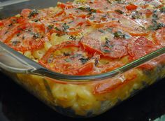 Roasted Tomato Macaroni and Cheese