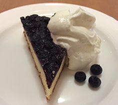 Liian hyvää: Mustikkakeikauskakku Ice Cream, Pudding, Pie, Desserts, Tuli, Food, No Churn Ice Cream, Torte, Tailgate Desserts