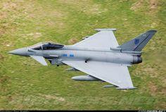 RAF Eurofighter EF-2000 Typhoon FGR4 ZJ937 / EG (cn 0121/BS028)