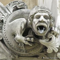 Gargoyles of Westminster Abbey