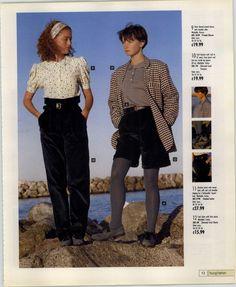 GRATTAN DIRECT 1988-89 AUTUMN WINTER MAIL ORDER CATALOGUE PDF JPEG FORMATS | eBay