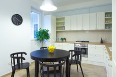 Kitchen, apartment 4/2, 85 Király utca, Budapest, Hungary. Rental property. General Electric is the client.