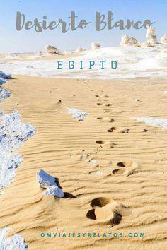 El Desierto Blanco en Egipto es un lugar de una belleza asombrosa. Te contamos cómo realizar el safari desde El Cairo. #desiertoblanco #Egipto #safari #desierto #whitedesert Freedom Travel, Reserva Natural, Slow Travel, Adventure Travel, Egypt, Travel Destinations, Africa, Wanderlust, Around The Worlds