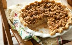 Apple Pie with Walnut Crumb Topping | Whole Foods Market