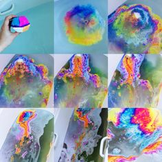 """Literally the best bath bomb you will ever have // Lush Experimenter"" -Allison Brown Looks amazing"
