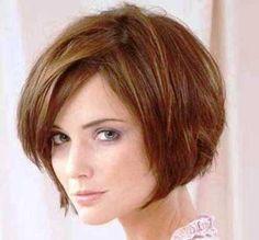 21.Short Layered Bob Haircut