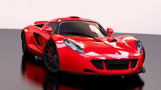 The Hennesey Venom GT went into production in 2012 by US car manufacturer Hennessey Performance Engineering. The car holds a number of world records for production cars and an unofficial record as the worlds fastest Veneno Roadster, Tesla Roadster, Ferrari Laferrari, Lamborghini Cars, Sexy Cars, Hot Cars, Ford Gt 2017, Hennessey Venom Gt, Jaguar Xj220