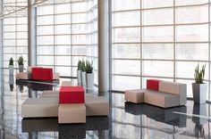 Transformations Furniture is one of the inventors and pioneers of Renewable Lounge Furniture for commercial spaces.