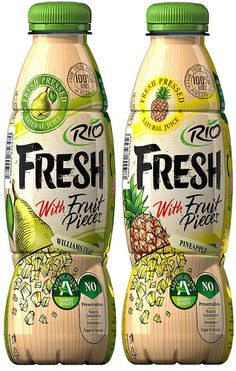 Rio Fresh with Fruit Pieces