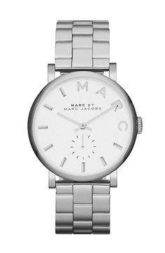 MARC BY MARC JACOBS 'Baker' Bracelet Watch, 37mm   Nordstrom