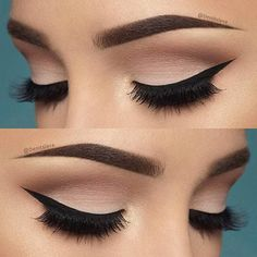 The Best 12 Makeup Ideas for Brown Eyes: Easy and Pretty ★ See more: